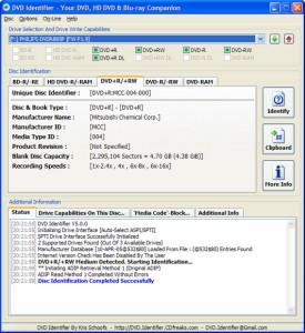 DVD Identifier