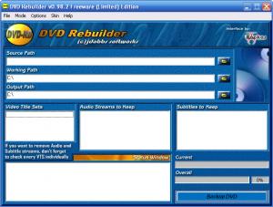 DVD Rebuilder FREE