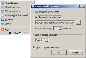 Gmail Herald
