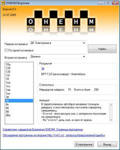 ONENM Voronezh