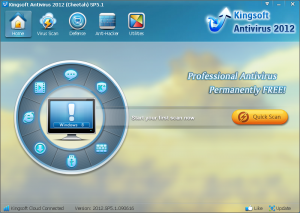 Kingsoft Free Antivirus