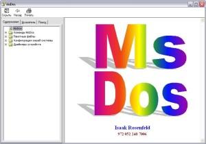 MsDos