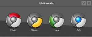Chrome Hybrid