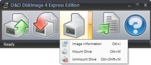 O&O DiskImage Express Edition