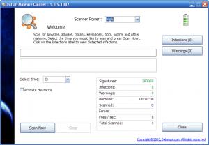 Datum Malware Cleaner