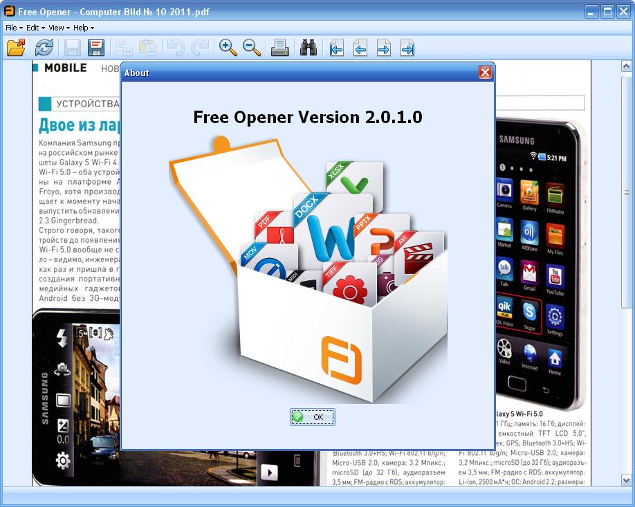 Программа free opener скачать бесплатно торрент