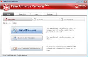 Trend Micro Fake Antivirus Remover