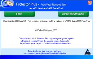 CleanAntivirus2008