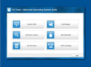 PC Tools AOSS LiveCD
