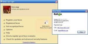 Rohos Face Logon Free