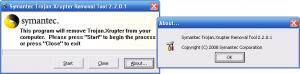 Symantec Trojan.Xrupter Removal Tool