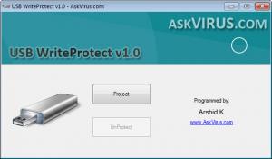 USB WriteProtect