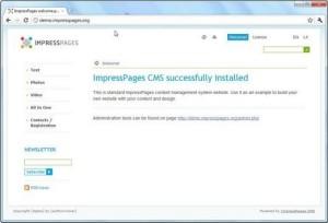 ImpressPages CMS