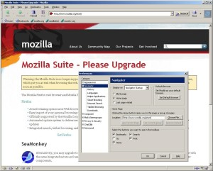 Mozilla Application Suite