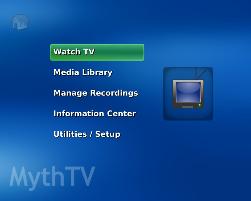 Mythtv iso software