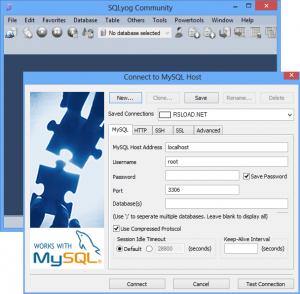 SQLyog Community Edition