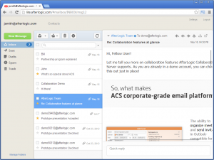 AfterLogic WebMail Lite