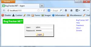 BugTracker.NET
