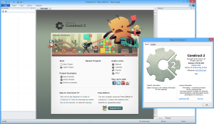 Construct 2 Free Edition