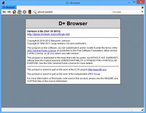 D+ Browser