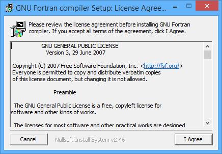 Скачать бесплатно GNU Fortran для Windows XP, 7, 8, 10 на