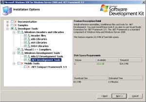 Microsoft Windows SDK