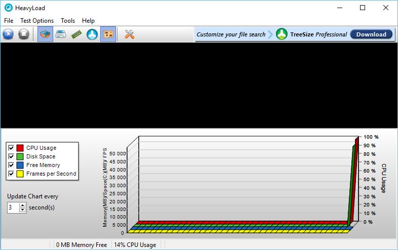 Скачать HeavyLoad бесплатно для Windows XP, 7, 8, 10