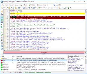cse-html-validator-lite