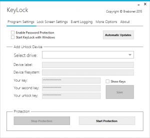 keylock
