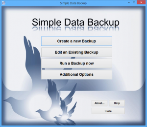 simple-data-backup