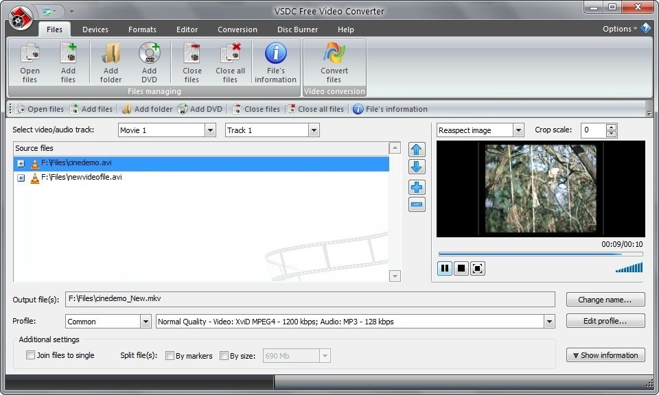 Vsdc, free Video Editor 8, download